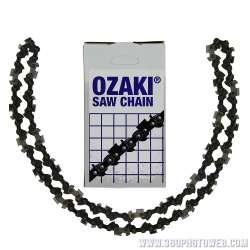 Chaîne Ozaki 3/8 050 LP - 1,3 mm 62E